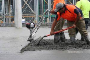 Технология бетонирования фундаментов зданий и сооружений (укладка, уплотнение, твердение)