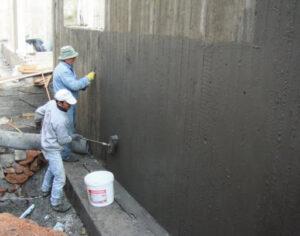 Гидроизоляция бетона - это