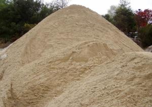 Мытый песок в производстве бетона