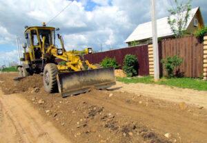 Планировка дорог в г. Клин